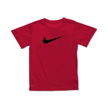 BAS LEGEND SS TEE RED