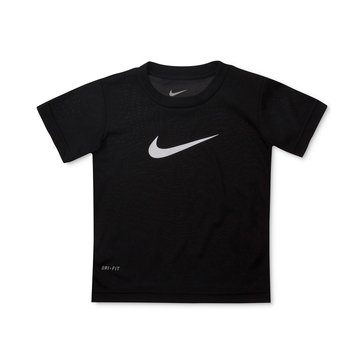 Nike Little Boys' Legend Black Tee, Sizes 2T-7