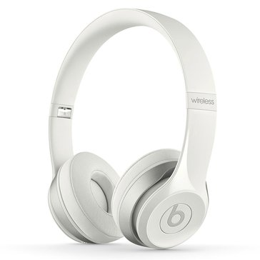 Beats by Dr. Dre Solo2 Wireless On-Ear Headphone - White
