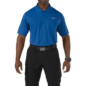 5.11 Tactical Men's Pinnacle Polo, Nautical