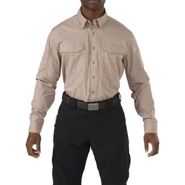 5.11 Tactical Men's Stryke Long Sleeve Woven Shirt