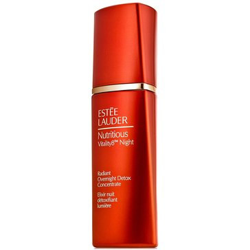 Estee Lauder Nutritious Vitality 8 Night Radiant Overnight Detox Concentrate