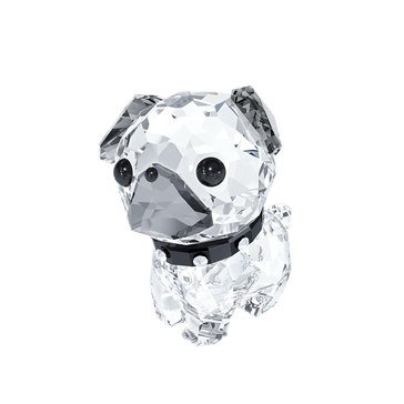 Swarovski Crystal Living 'Puppy' Roxy The Pug