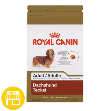 Royal Canin Dachshund Adult Dry Dog Food, 10 lbs.
