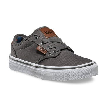 Vans Boys Y Atwood Canvas Sneaker (Youth)