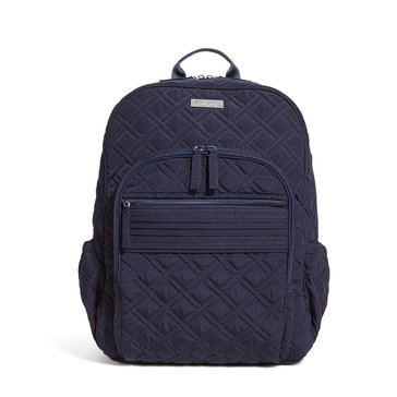Vera Bradley Campus Backpack Classic Navy