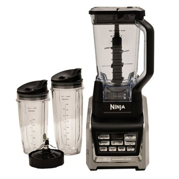 Ninja Nutri Ninja Blender Duo with Auto-iQ Technology (BL641)