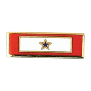 Mitchell Proffitt USN Blue Star Service Lapel Pin