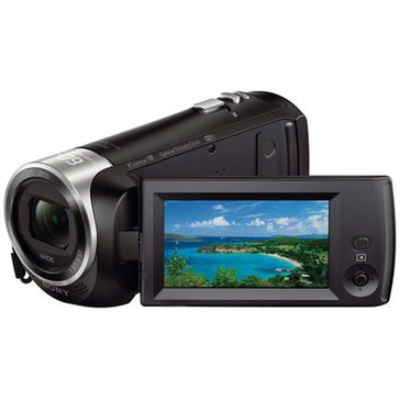 Sony Handycam HDRCX440 8GB Wi-Fi 1080p HD Video Camera Camcorder