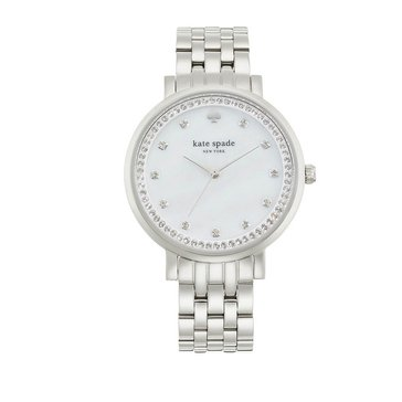 Kate Spade New York Women Monterey Stainless Steel Bracelet Watch 38mm