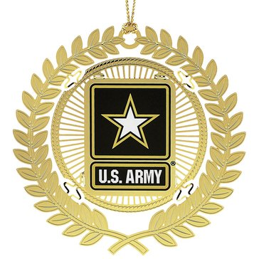 Chemart United States Army Logo Ornament