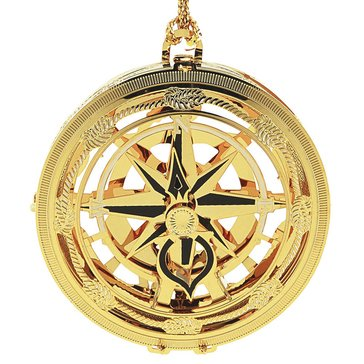 Chemart Compass Ornament