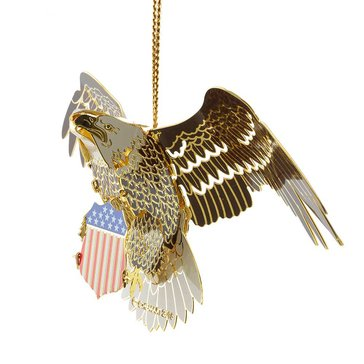 Chemart Bald Eagle Ornament