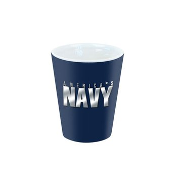 MCM America's Navy Shot Glass