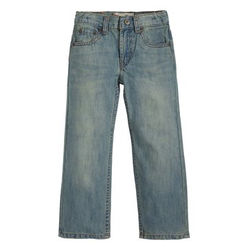 Levi's Toddler Boy's 505 Regular Fit Jeans