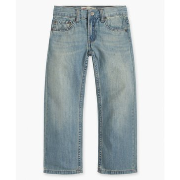 Levi's Little Boys' 505 Regular Anchor Jeans