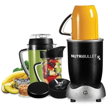 NutriBullet Rx 1700-Watt Blender System by Magic Bullet (N17-1001)