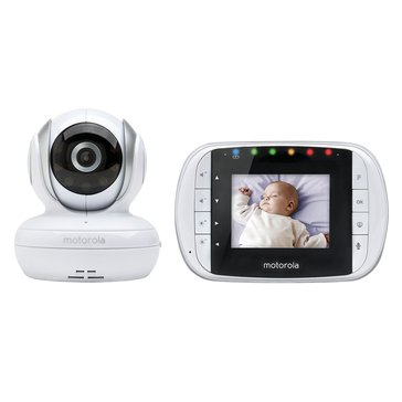 Motorola MBP33S Digital Video Baby Monitor