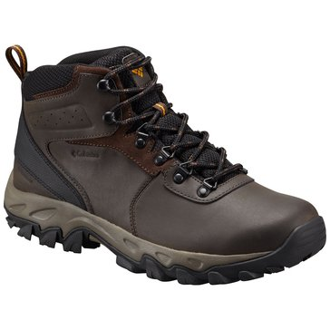 Columbia Men's Newton Ridge Plus II Waterproof Trail Shoe (Wide)