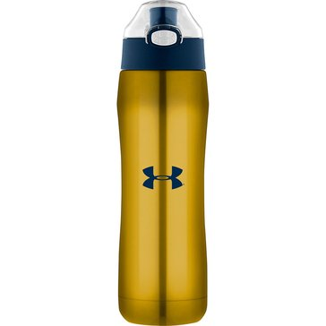 Under Armour Thermos 18 Oz. Vacuum Insulated Water Bottle - Gold