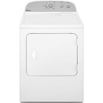 Whirlpool 7.0-Cu.Ft. Electric Dryer, White ( WED4815EW)