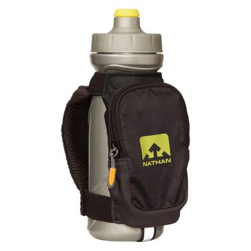 Nathan Quickdraw Plus Handheld With 22 Oz. Bottle - Black