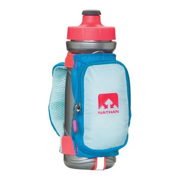 Nathan Quickdraw Plus Handheld With 22 Oz. Bottle - Blue
