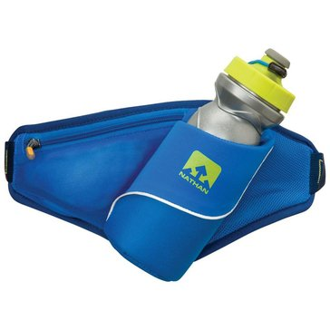 Nathan Triangle Insulated Angled Holster Waist Pack - Blue