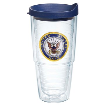 Tervis Tumbler USN Seal 24 Oz Tumbler With Lid