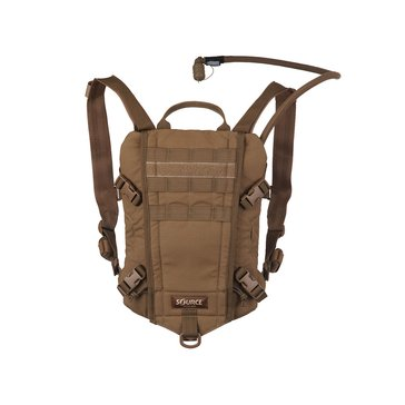 Source Outdoors Rider 3 Liter Hydration Pack - Coyote