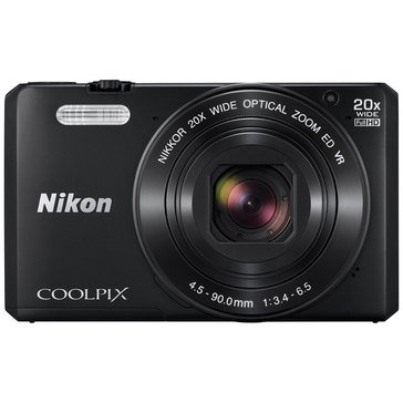 Nikon Coolpix S7000 16 MP Digital Camera with 20x Optical Zoom and Built-In WiFi