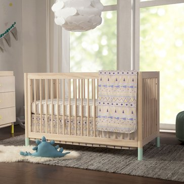 Babyletto Desert Dreams 4-Piece Crib Bedding Set