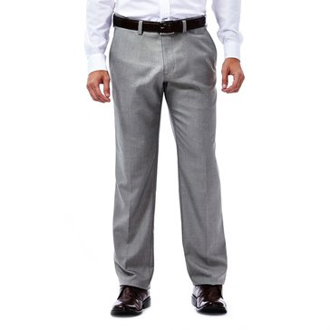HAGGAR PANTS PERFORMANCE MICRO SLIMFIT TAUPE BAS_D