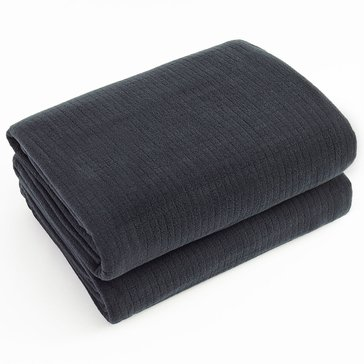 Berkshire Polartec Softec Blanket, Black - King