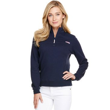 Vineyard Vines Women's Shep Shirt in Vineyard Navy