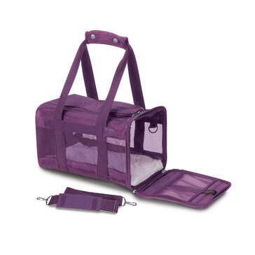 Sherpa Original Deluxe Carrier Medium Purple