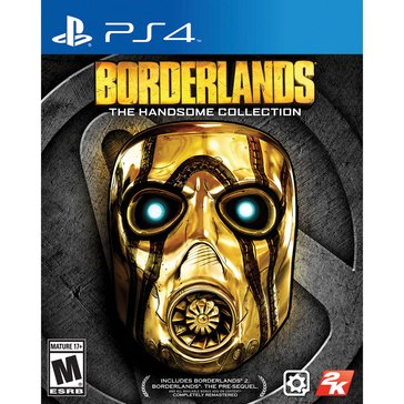 PS4 Borderlands: The Handsome Collection