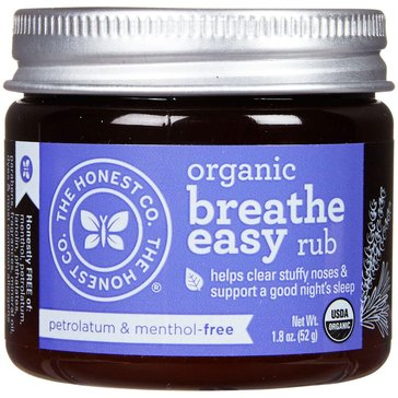 The Honest Company Organic Breathe Easy Rub 1.2oz