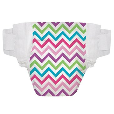 The Honest Company Diapers, Chevron - Size 1, 44-Count
