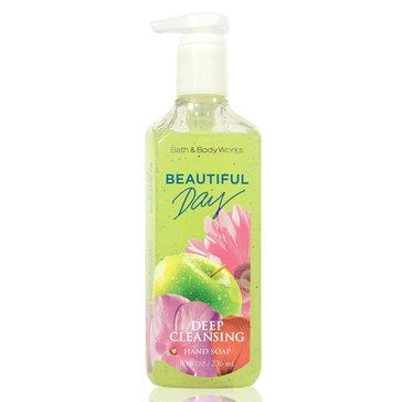 Bath & Body Works Deep Cleansing Hand Soap - Beautiful Day