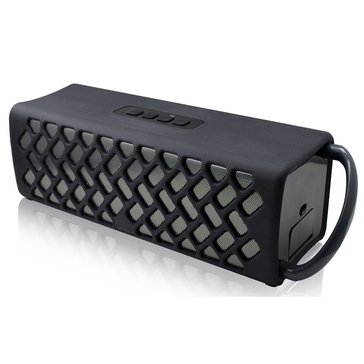 NUU Wake Waterproof and Sandproof Bluetooth Speaker - Gray