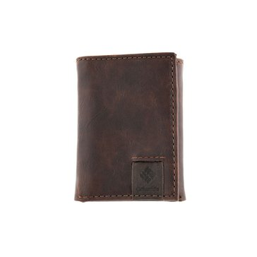 Columbia RFID Men's Trifold Wallet