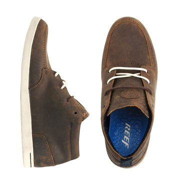 Reef Spiniker Mid Men's Casual Sneaker Brown