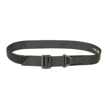 Tac Shield Double Thick Military Rigger Belt with D-Ring - Medium - Black