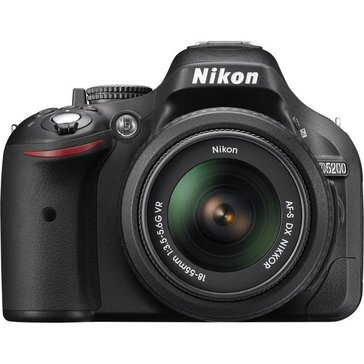 Nikon D5500 DSLR Camera with 18-55mm Lens & Built-in WiFi