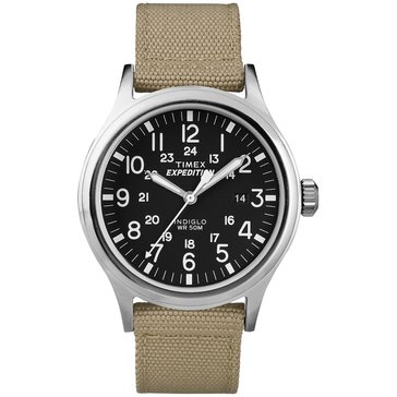 Timex Men's Expedition Scout Nylon Strap Watch 40mm