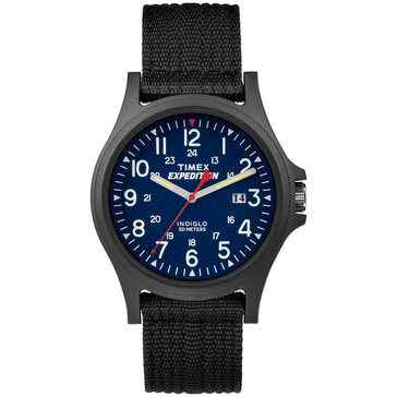 Timex Men's Expedition Scout Nylon Strap Watch 41mm