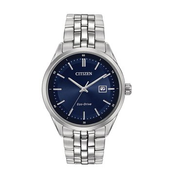 Citizen Men's Eco-Drive Stainless Steel Bracelet Watch, 41mm