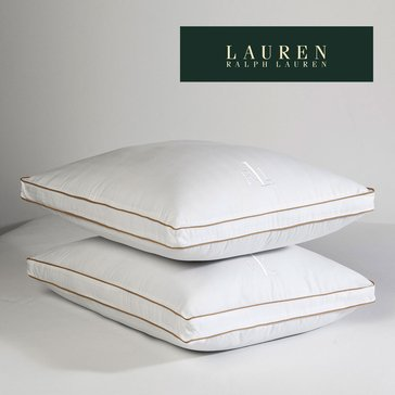 Ralph Lauren Lawton Firm Pillow - King