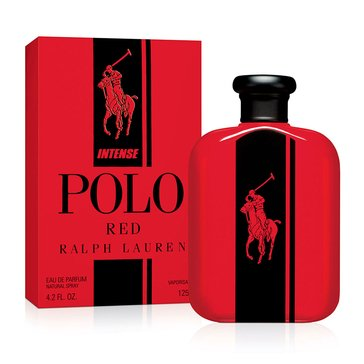Ralph Lauren Polo Red Intense 4.2oz EDP Spray
